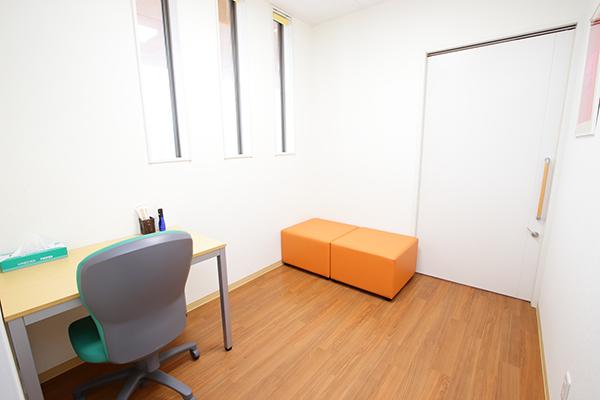 発熱者専用診察室